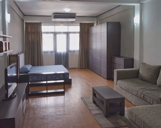 C 134 Room for Rent Fully furnished Size 70 Sqm 50 Meter from BTS Sala Daeng Station Near ...